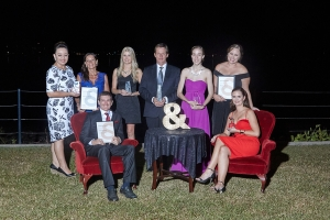 Raine and Horne Annual Awards. Peewees Darwin. 11 July 2015. Photo Shane Eecen. Creative Light Studios